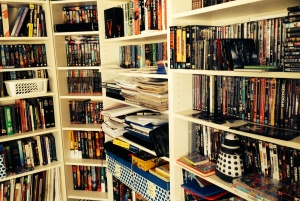 My Book and DVD Collection